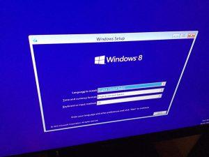 Dragonboard 410c runs Windows RT 8.1